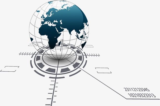 科技背景_互联网科技png素材-90设计图片