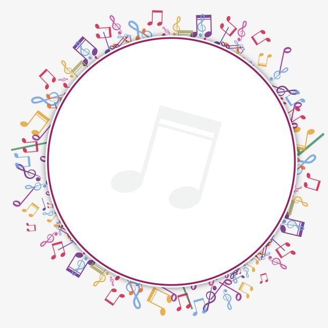 图片 > 【png】 音乐符号对话框  分类:边框纹理 类目:其他 格式:png