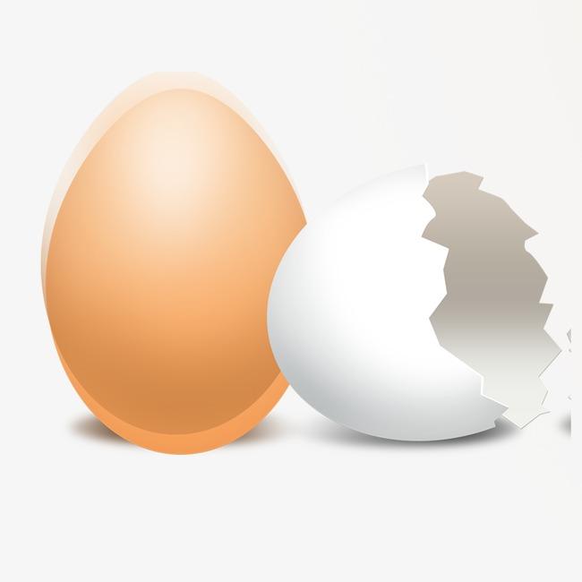 卡通鸡蛋_鸡蛋png素材-90设计图片