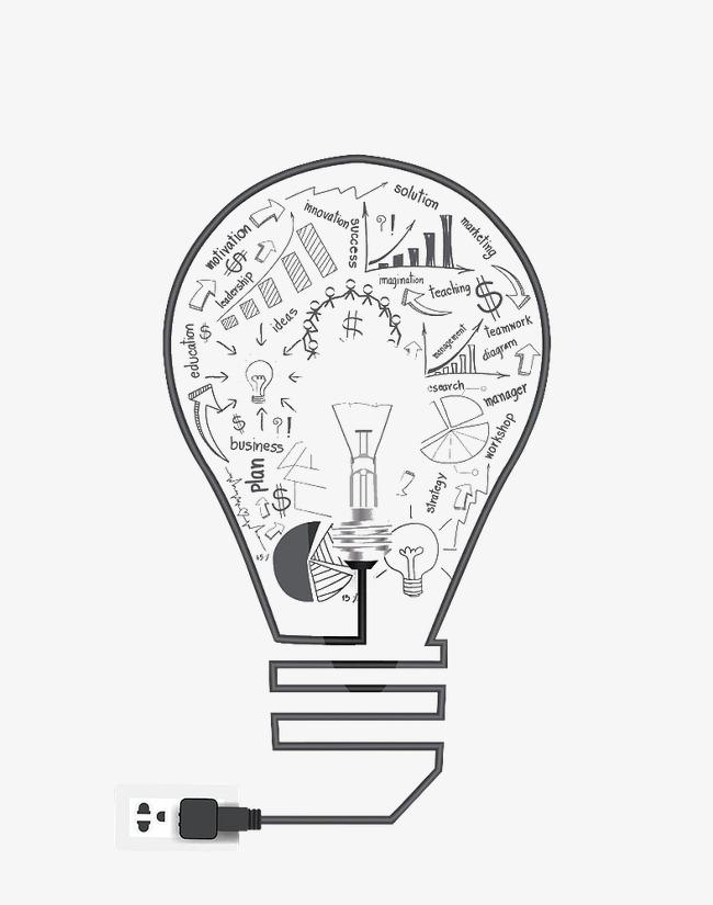 创意电灯泡
