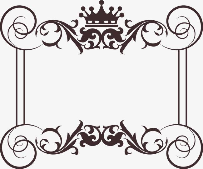 手绘边框素材图片免费下载 高清边框纹理png 千库网 图片编号3240697图片
