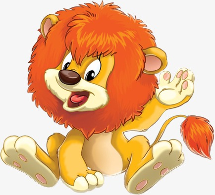 图片 > 【png】 手绘狮子  分类:手绘动漫 类目:其他 格式:png 体积:0