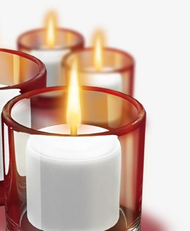 教师节蜡烛烛光