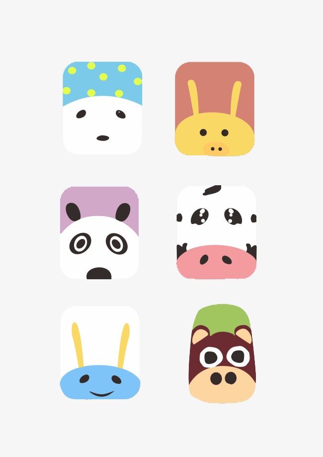 动物 指甲 卡通             此素材是90设计网官方设计出品,均做