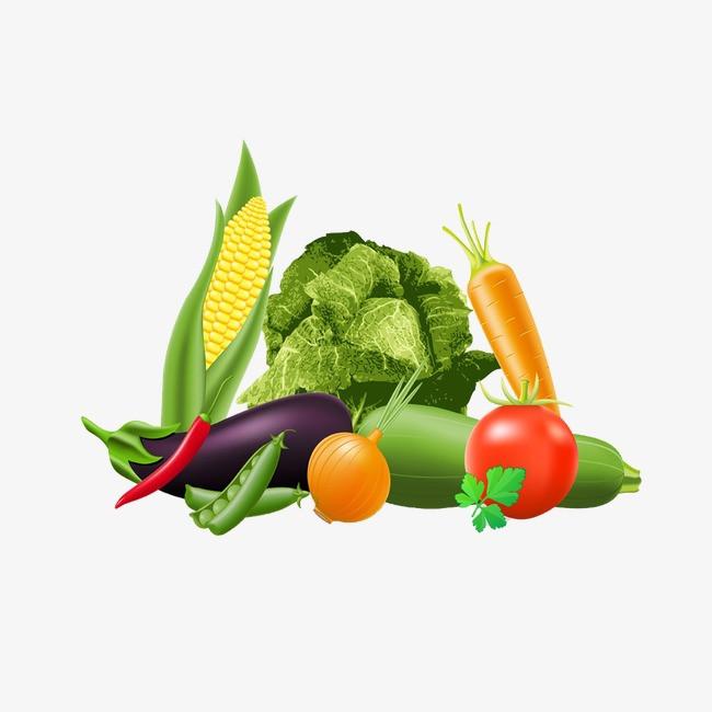 蔬菜拼图png素材-90设计