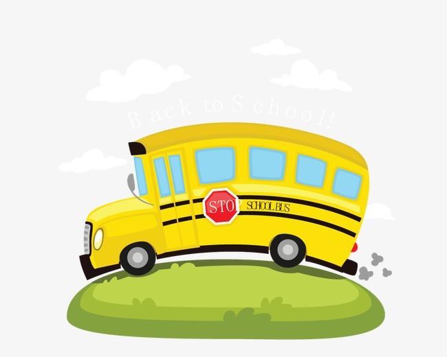 公交车 卡通车 吊车图片