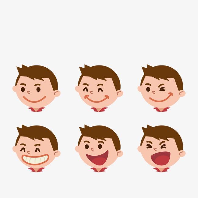 点击右侧免费下载按钮可进行 男孩子表情png图片素材高速下载.图片