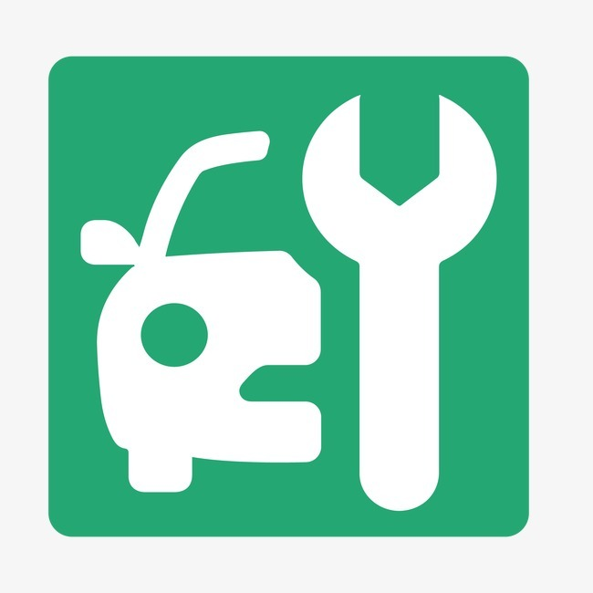 汽车保养图标