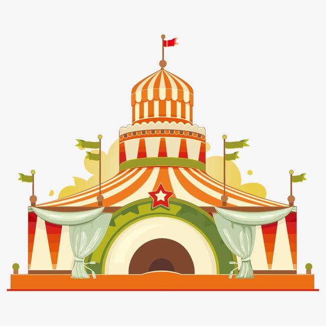建筑 房子 房屋 卡通房屋 城堡             此素材是90設計網官方