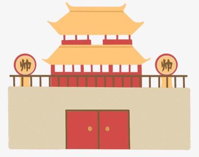 圖片 天安門城樓 > 【png】 城樓  分類:手繪動漫 類目:其他 格式:png