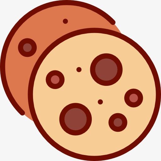 图片 > 【png】 两个饼干  分类:手绘动漫 类目:其他 格式:png 体积图片