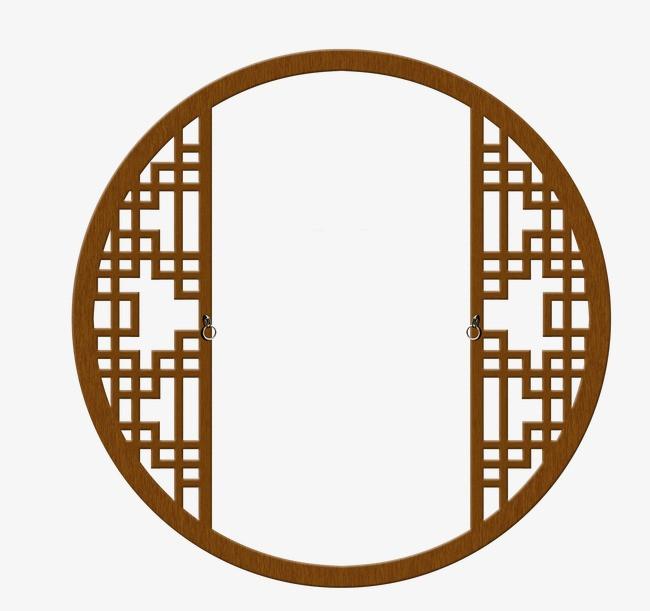 古典 圆形 边框             此素材是90设计网官方设计出品,均做