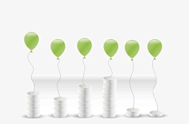 气球ppt元素png素材-90设计