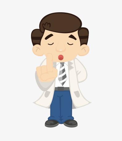 医生有病吃药
