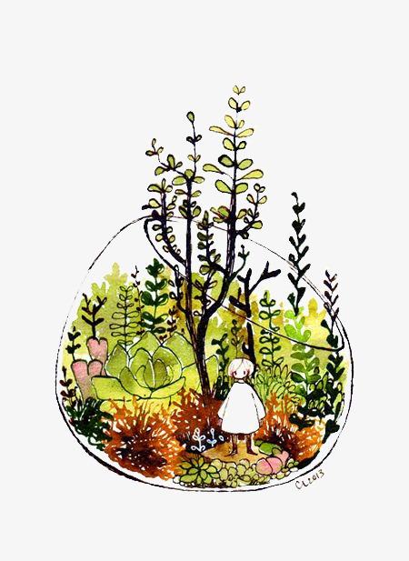 树丛【高清png素材】-90设计