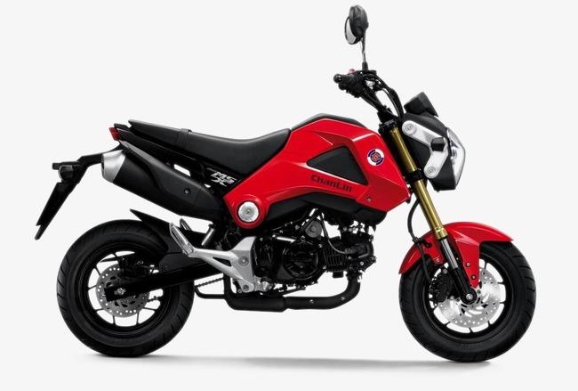 长铃跨骑式摩托车