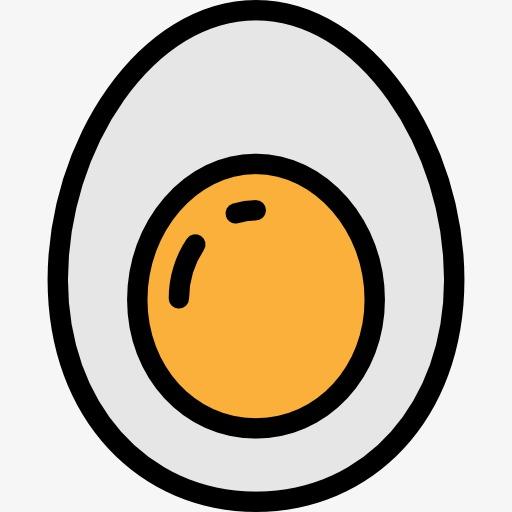 一颗卤蛋图片