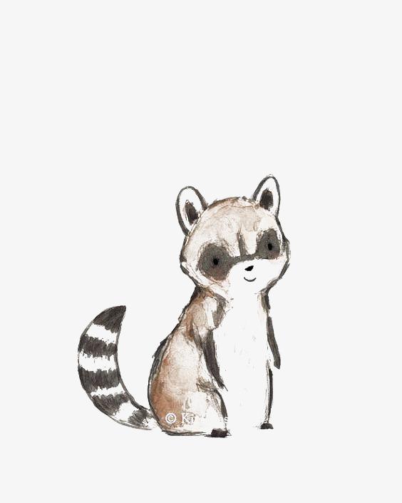 图片 > 【png】 小浣熊  分类:手绘动漫 类目:其他 格式:png 体积:0.