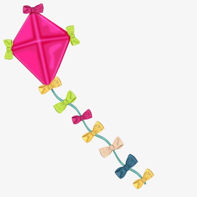 可爱风筝 手绘风筝 卡通风筝             此素材是90设计网官方设计
