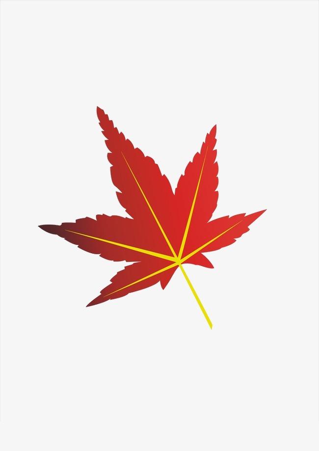枫叶钩织步骤图解