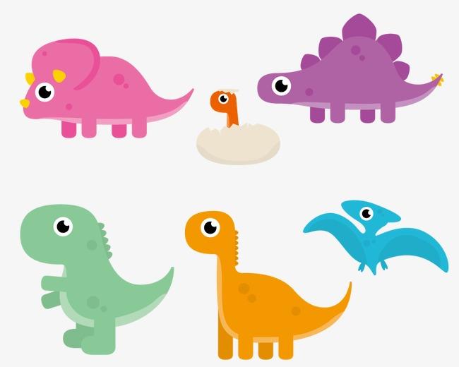 可爱卡通恐龙图片大全大图 恐龙头像卡通图片