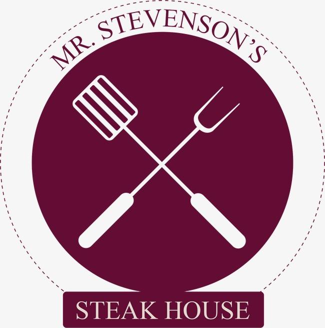 西餐厅logo素材图片免费下载_高清图标素材png_千库网