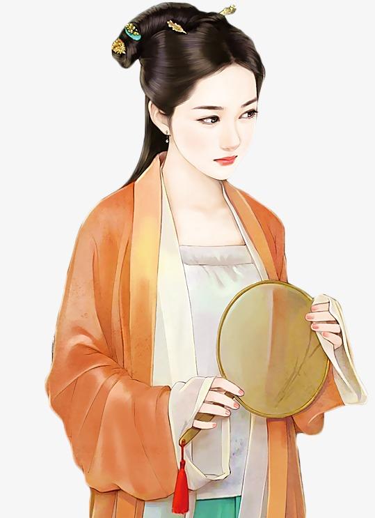 图片 美容美女 > 【png】 古装美女  分类:手绘动漫 类目:其他 格式