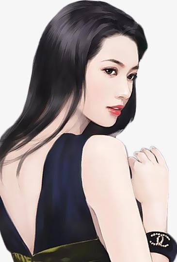 图片 现代美女 > 【png】 现代美女  分类:手绘动漫 类目:其他 格式