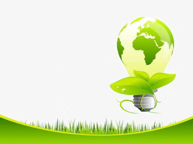 绿色 环保 ppt模板ppt背景 灯泡绿色 环保 ppt模板 ppt背景 灯泡png
