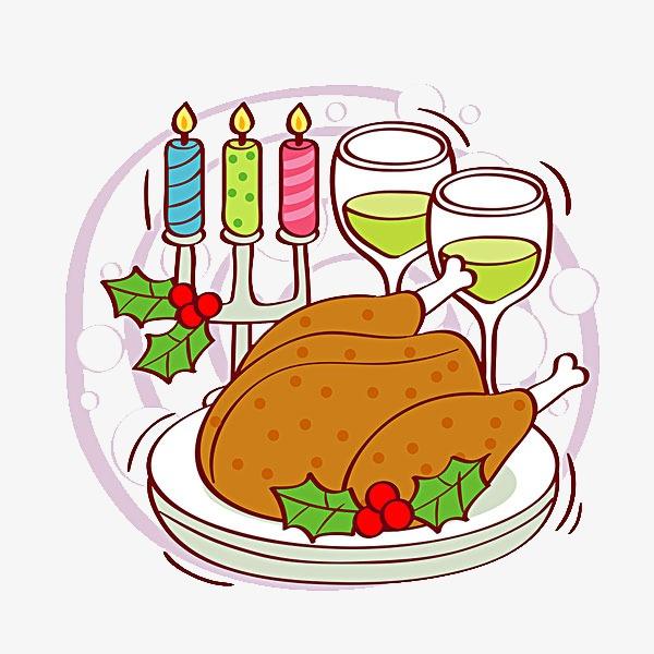 烛光晚餐卡通图图片