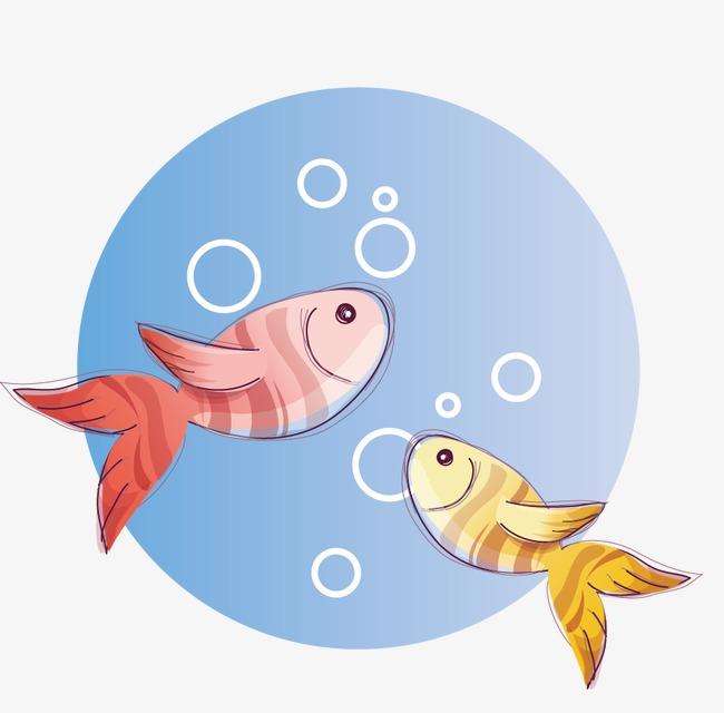 图片 > 【png】 矢量卡通鱼吹泡泡  分类:手绘动漫 类目:其他 格式图片