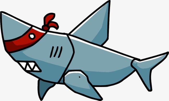 图片 卡通背景 > 【png】 卡通鲨鱼  分类:手绘动漫 类目:其他 格式