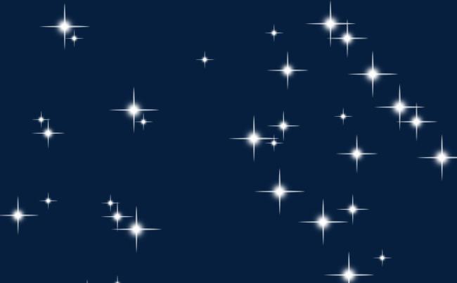 星星【高清装饰元素png素材】-90设计