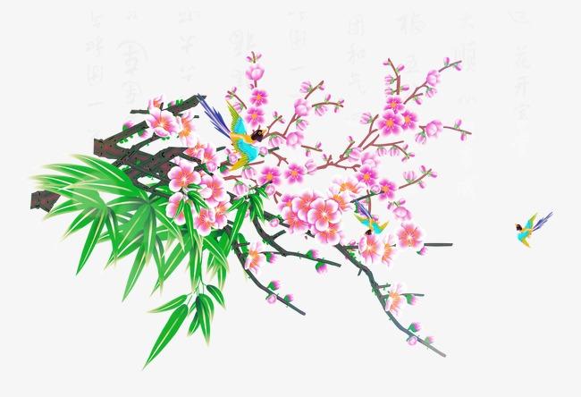 图片 > 【png】 手绘传统梅花