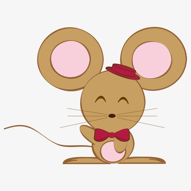 卡通小老鼠图片