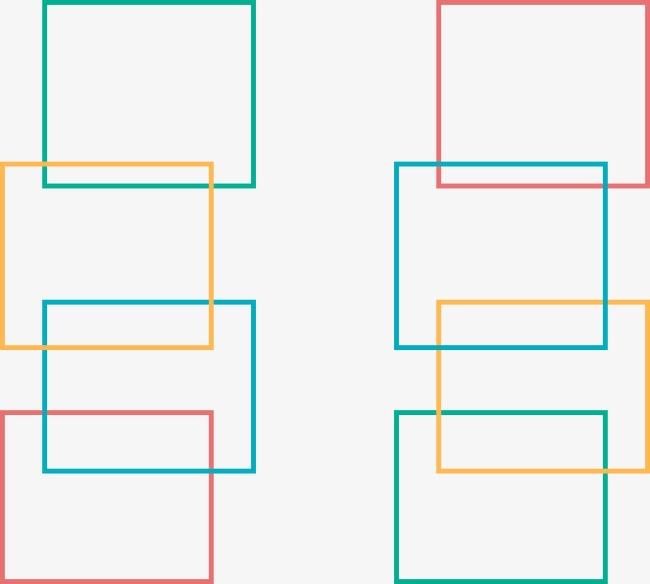 方框 边框 正方形 文案背景 装饰             此素材是90设计网官方