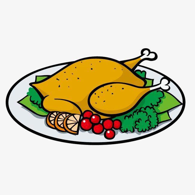 图片 > 【png】 烤鸡  分类:手绘动漫 类目:其他 格式:png 体积:0.