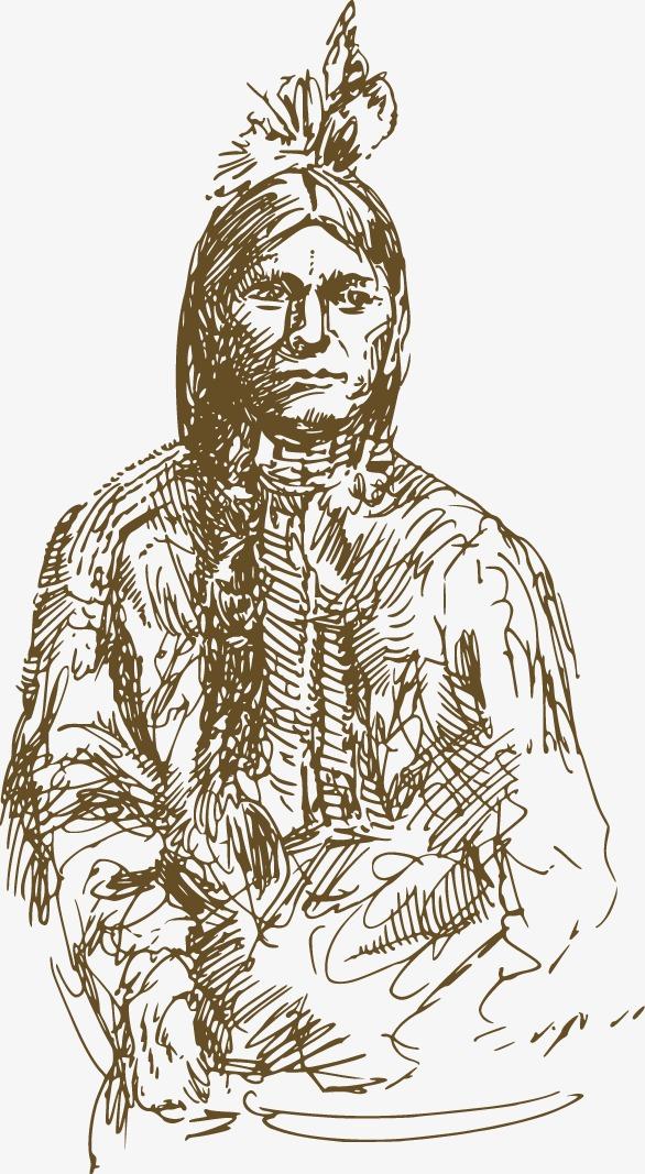图片 印第安人 > 【png】 印第安人  分类:手绘动漫 类目:其他 格式