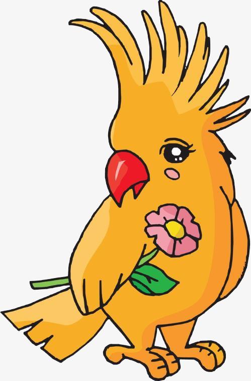 图片 > 【png】 鹦鹉  分类:手绘动漫 类目:其他 格式:png 体积:0.