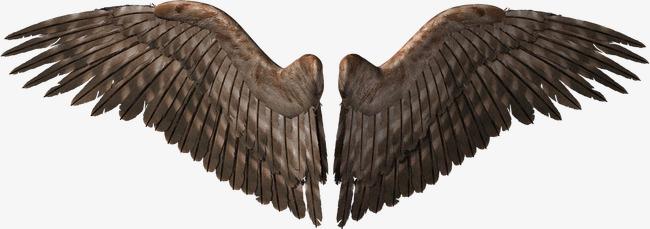 恶魔翅膀 羽翅 翅膀 恶魔             此素材是90设计网官方设计