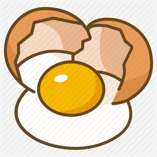 鸡蛋壳画笑脸_彩色卡通鸡蛋简笔画图片大全_彩色卡通鸡蛋简笔画图片在线观看 ...