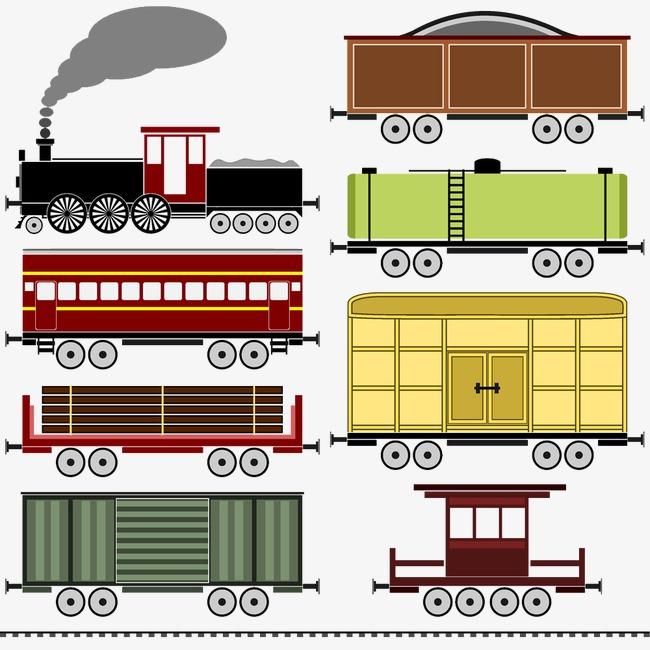 图片 > 【png】 卡通手绘矢量火车插画  分类:手绘动漫 类目:其他
