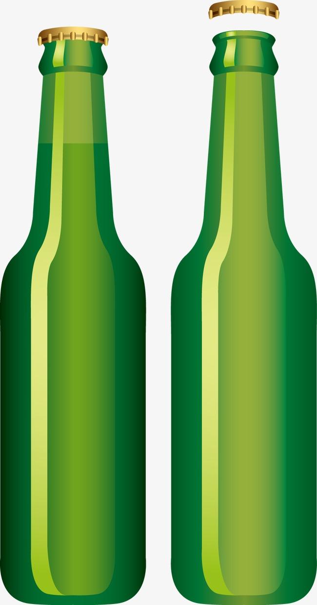 啤酒瓶黏土手工制作大全图片