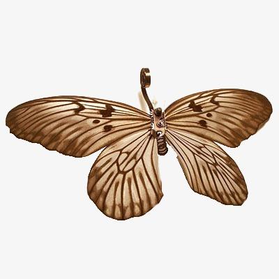 古风手绘蝴蝶