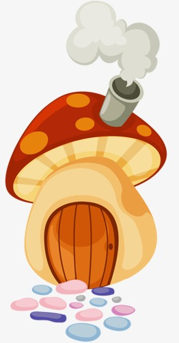 图片 > 【png】 蘑菇屋  分类:手绘动漫 类目:其他 格式:png 体积:0.