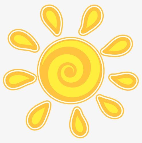 图片 卡通背景 > 【png】 卡通太阳  分类:手绘动漫 类目:其他 格式