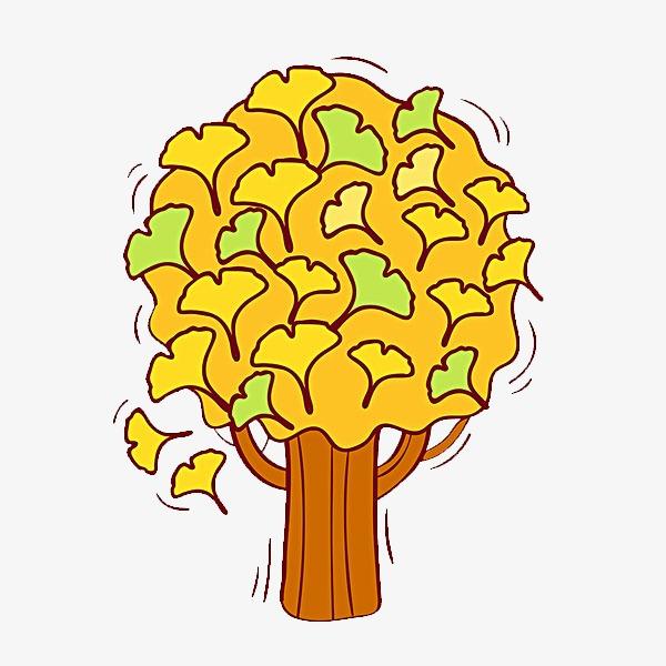 图片 > 【png】 银杏树  分类:手绘动漫 类目:其他 格式:png 体积:0.