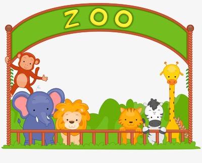 动物园海报_动物园png素材-90设计