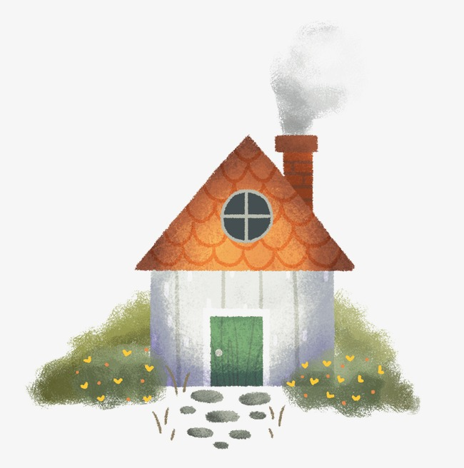 图片 > 【png】 卡通房子烟囱  分类:手绘动漫 类目:其他 格式:png