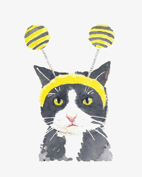 图片 猫咪手绘 > 【png】 猫咪  分类:手绘动漫 类目:其他 格式:png